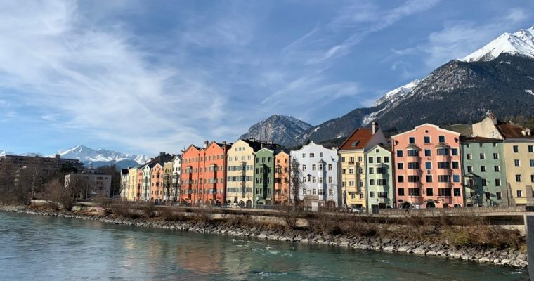 1 Day in Innsbruck – Walking Tour Itinerary