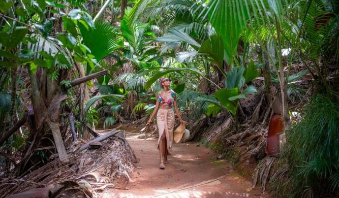 Girl's Trip Seychellen