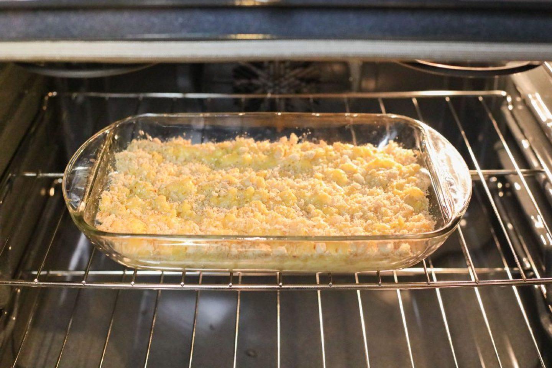 Baked Mac and Cheese, by Nita