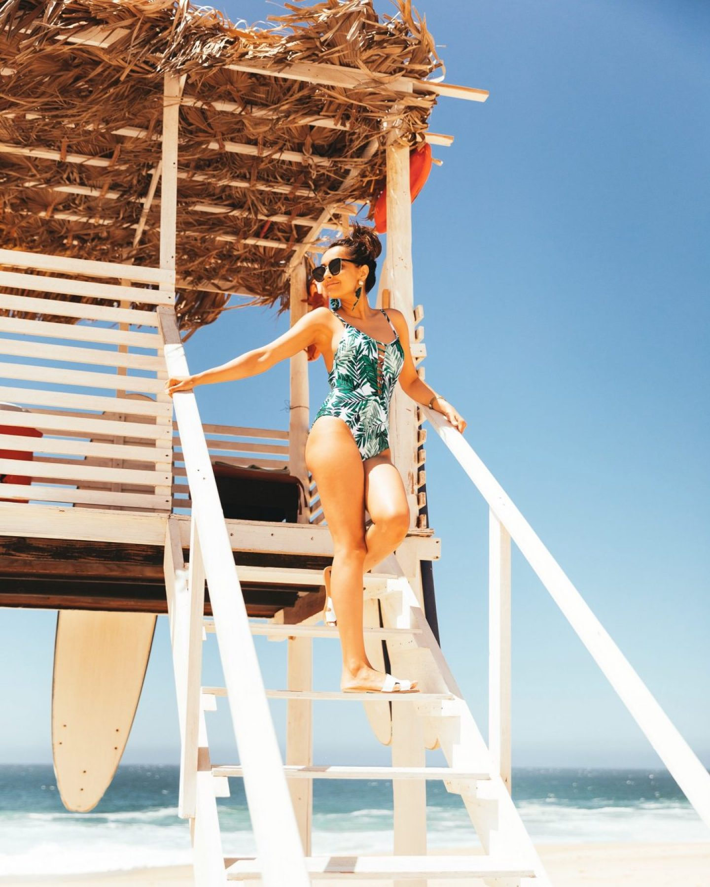 LA-based fashion blogger Nita Mann from Next With Nita shares her favorite swimsuits of the summer that she wore in Cabo!