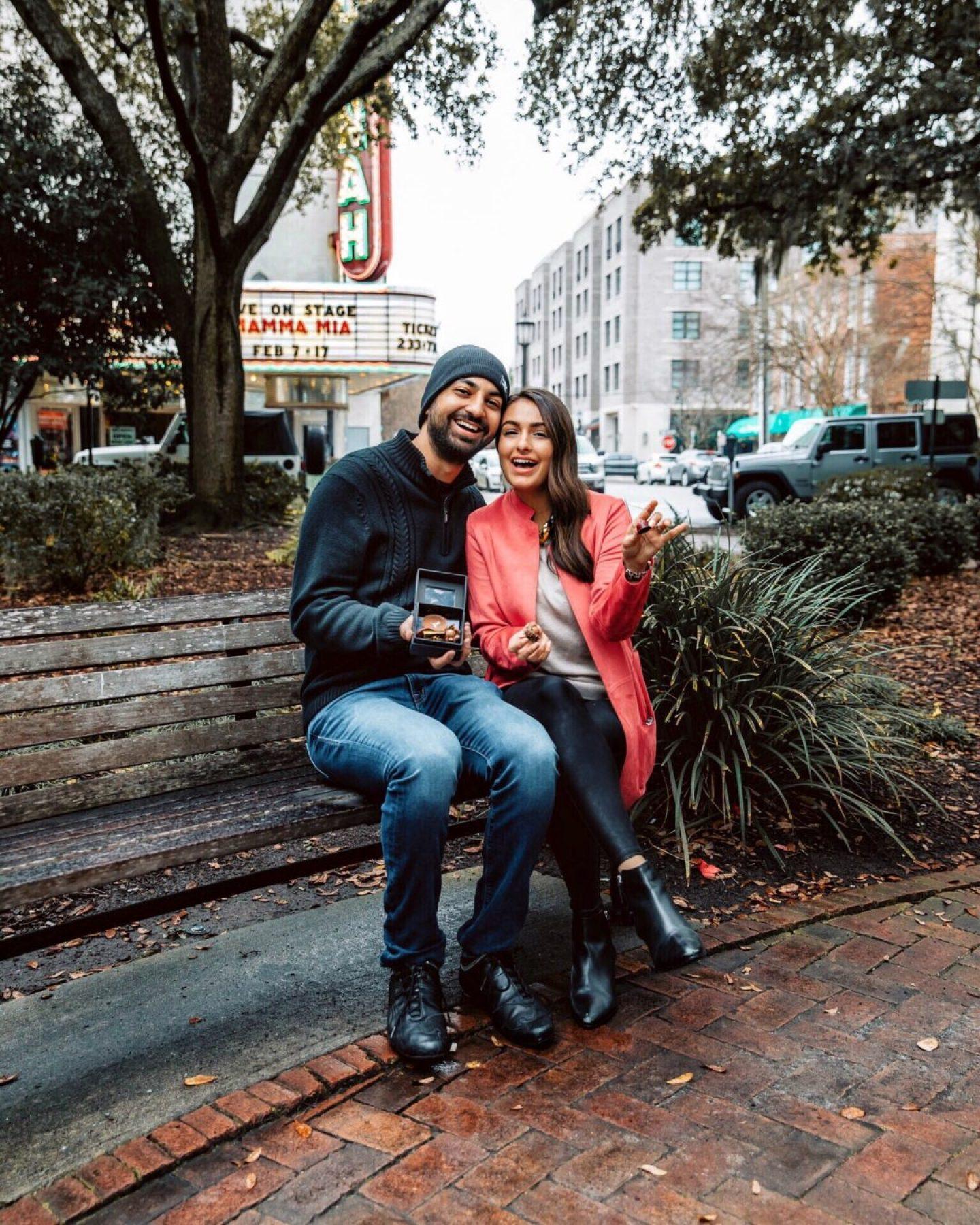 Nita Mann and her business partner, not Instagram husband, Ajeet Mann