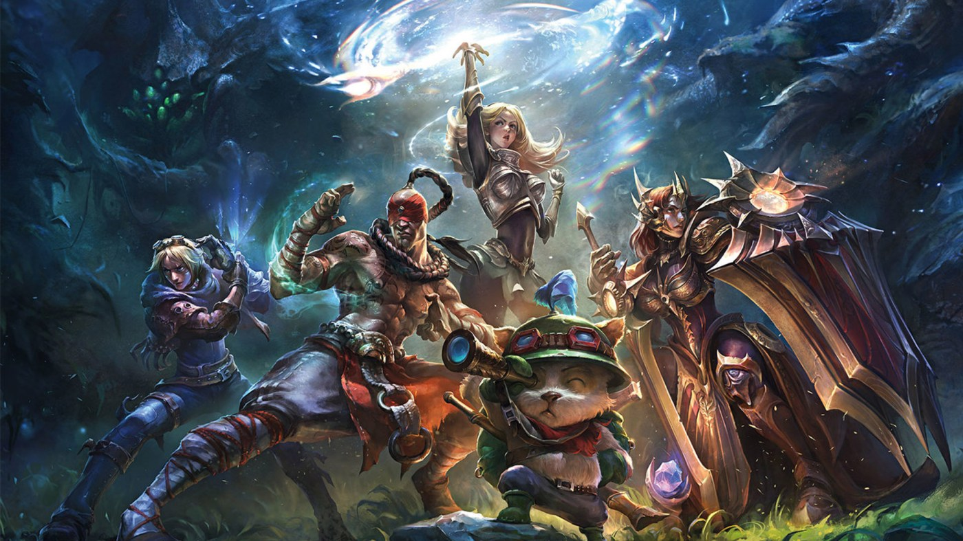 Image result for League of Legends