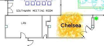 Chelsea Meeting Room