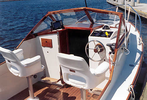 Luxury Boats For Sale Europe, Wooden Boat Interior Design