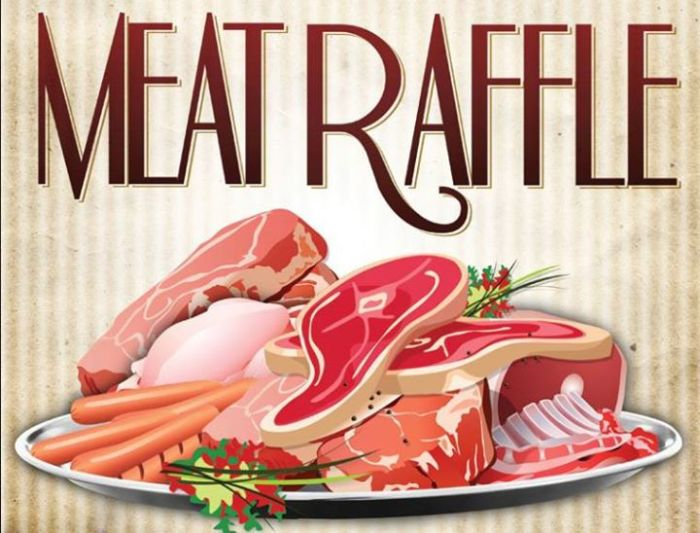 Meat Raffle Temporarily suspended