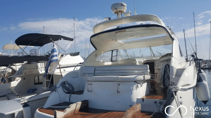 Image of BMB 42 Sport yacht #16