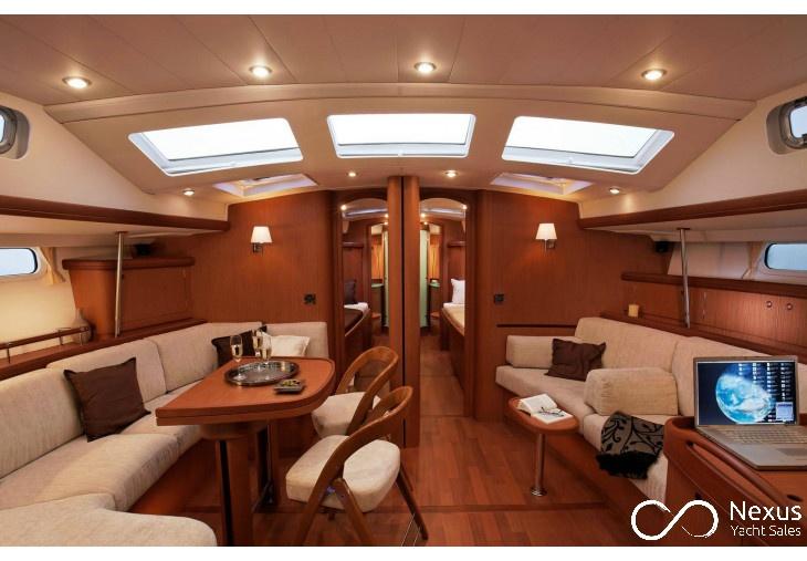 Image of Beneteau 57 yacht #3