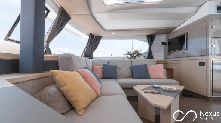 Image of Fountaine Pajot Saona 47 yacht #9