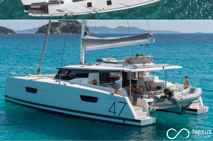 Image of Fountaine Pajot Saona 47 yacht #6