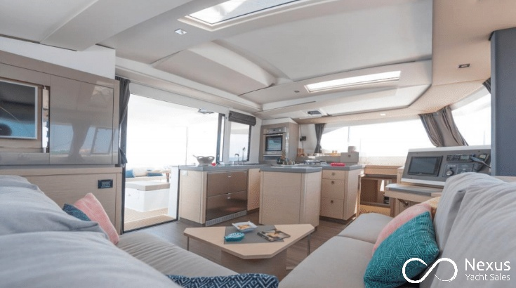 Image of Fountaine Pajot Saona 47 yacht #5