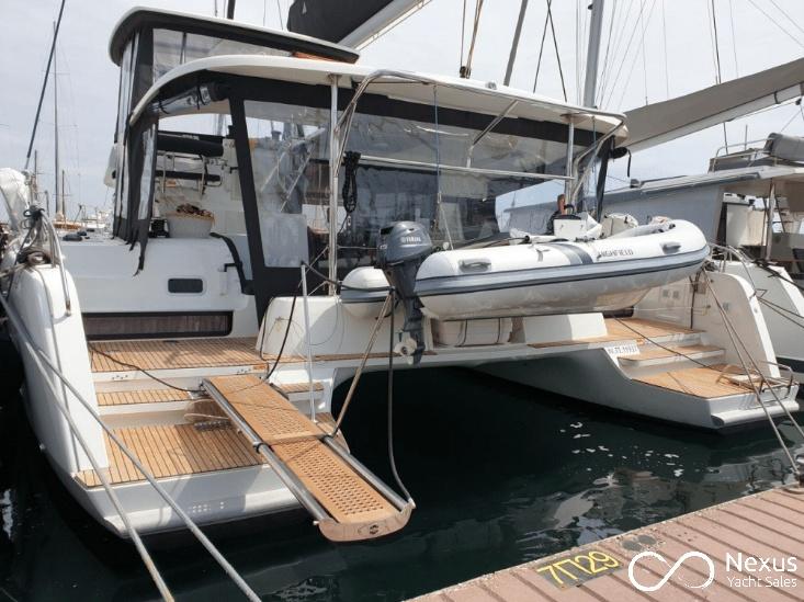 Image of Lagoon 42 yacht #14