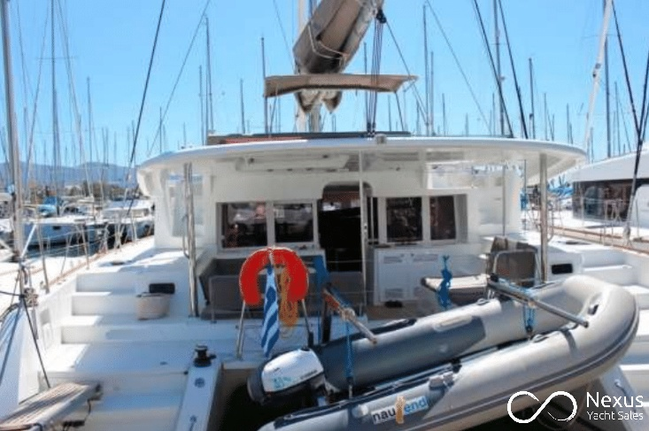 Image of Lagoon 450 Fly yacht #8