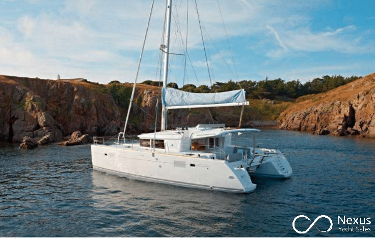 Image of Lagoon 450 Fly yacht #2
