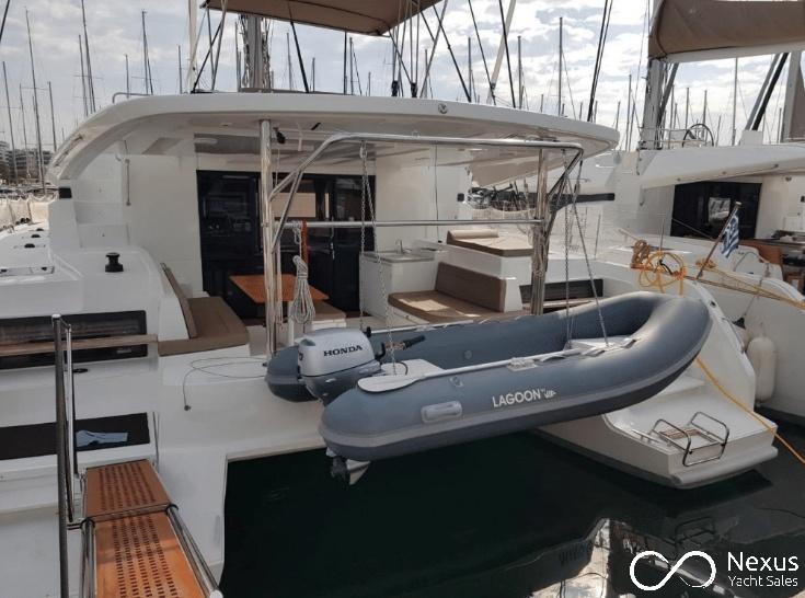 Image of Lagoon 50 yacht #2