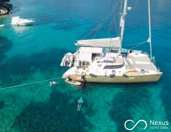 Image of Lagoon 500 yacht #14