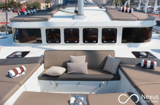 Image of Lagoon 500 yacht #11