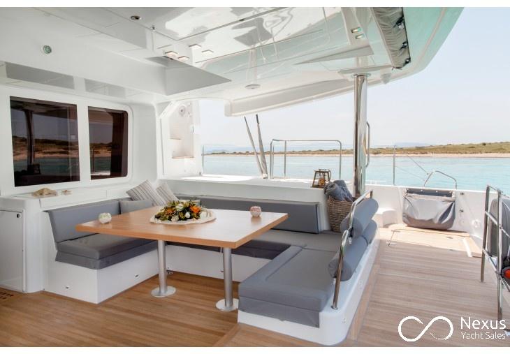 Image of Lagoon 52 F yacht #8