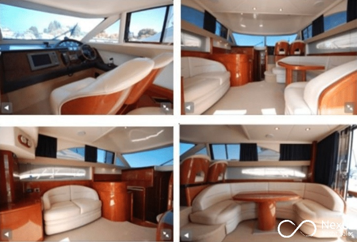 Image of Princess 45 Flybridge yacht #4