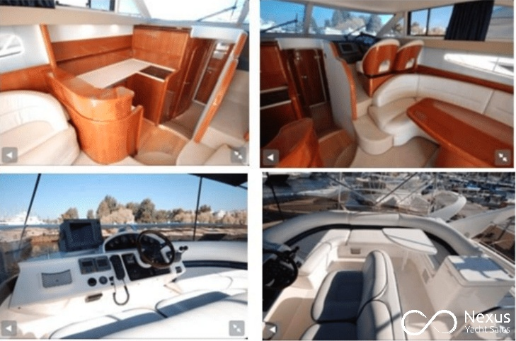 Image of Princess 45 Flybridge yacht #3