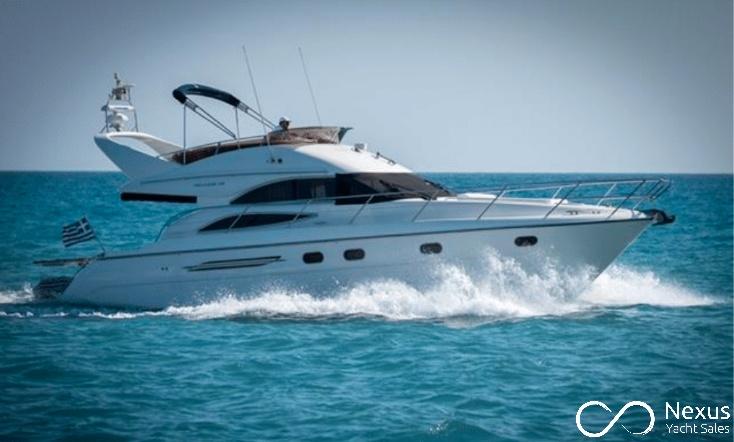 Image of Princess 45 Flybridge yacht #2
