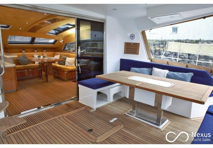 Image of Privilege Serie 5 yacht #11