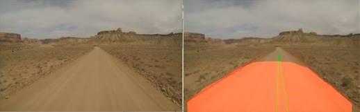 RoadNex Desert Track