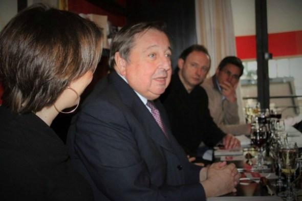 Senator Claude Nougein