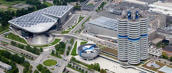 BMW headquarter Munich