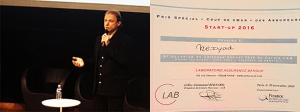 France Innovation - Cercle LAB - Nexyad SafetyNex