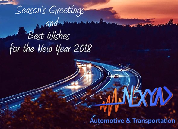 Greetings 2018