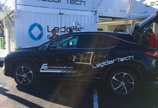 Lidar LeddarTech
