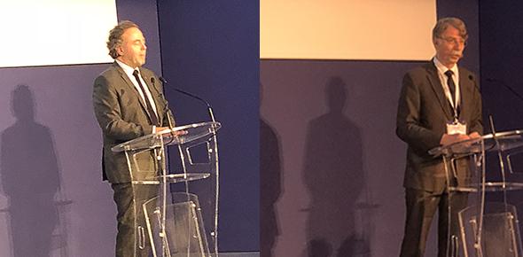 Luc Chatel - Rémi Bastien