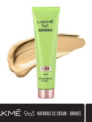 LAKMÉ 9TO5 NATURALE CC CREAM | Neyena Beauty & Cosmetics