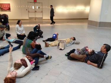 Exploring art at the Brooklyn Museum