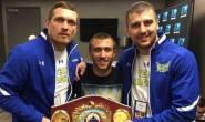 Команда Усика хоче провести титульний бій в Україні