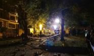 У ДСНС уточнили дані про потужний вибух у Києві