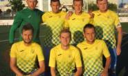 Паралімпійська збірна України стала срібним призером ЧС з футболу