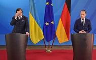 Маас пообещал Украине снизить риски от СП-2