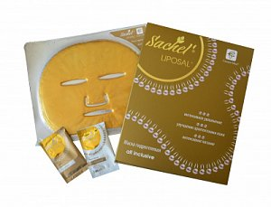 «Sachel Liposal'» Маска гидрогелевая all inclusive