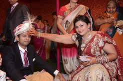 Pawan un māsa rituālā pirms ceremonijas