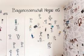 Baugenossenschaft Hegau - arte romeias