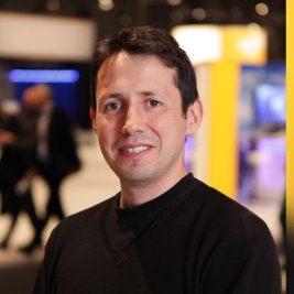 Gilles Atlan, Vice-President of NF2 Biosolutions