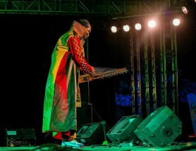 N'Faly Kouyaté à MASA Festival à Abidjan