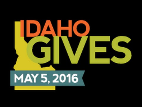 Idaho Gives 2016 Logo