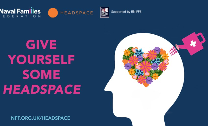 NFF, Headspace and RN FPS are delighted to offer RN/RM families free access to the Headspace app