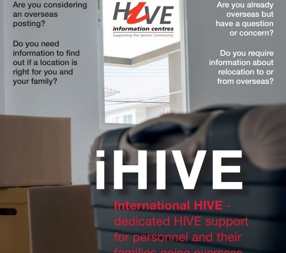 iHIVE poster