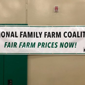 Farmers Need Fair Prices, Not NAFTA-Lite and Meager Tariff Aid