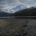 Kintla Lake from outlet