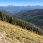 View from Moran Peak