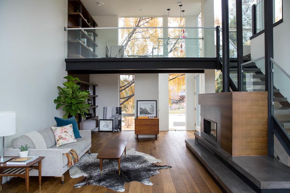 Open Concept Modern Home 187 Natalie Fuglestveit Interior Design
